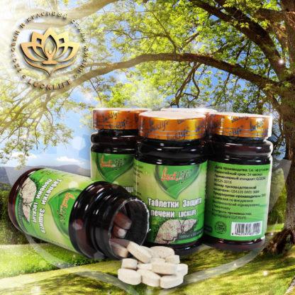 Таблетки «Защита печени»