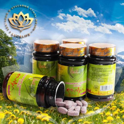 Таблетки «Синьнаокан – здоровые сосуды»