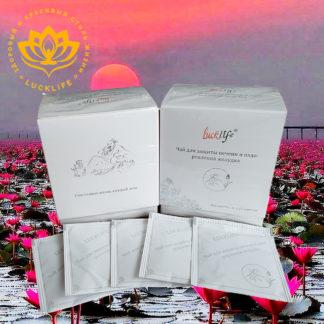 Чай для защиты печени и оздоровления желудка